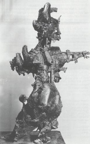 Wandering Oedipus, 1962